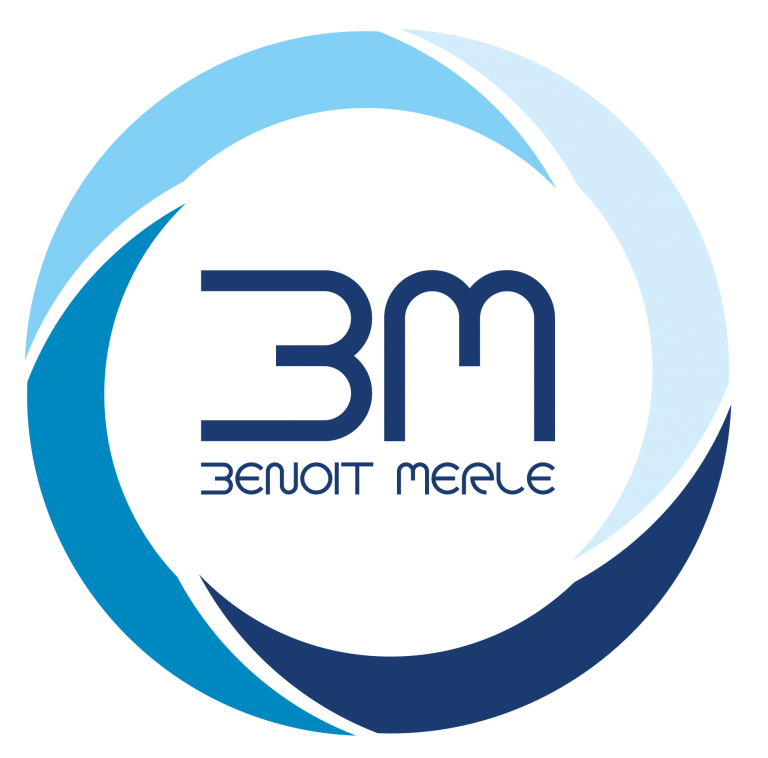 Logo de Benoît Merle, photographe